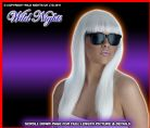 FANCY DRESS WIG BLONDE POP DIVA WIG WITH GLASSES